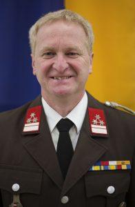 Zugskommandant HBM Werner KLENK