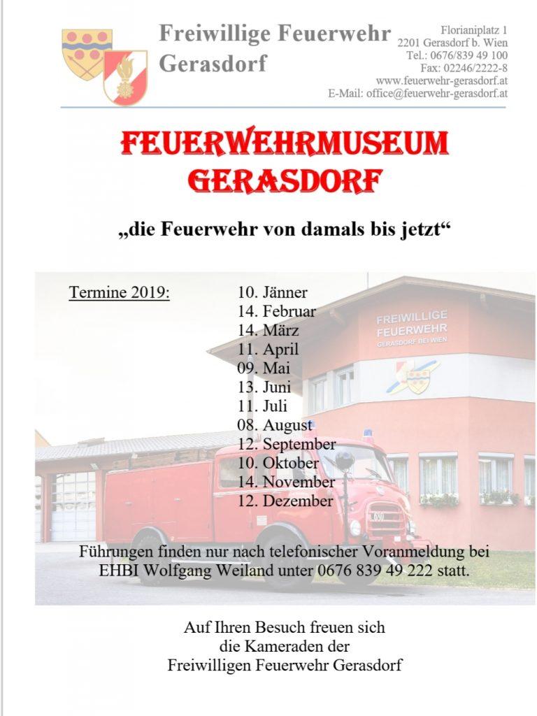 Freiwillige Feuerwehr Gerasdorf